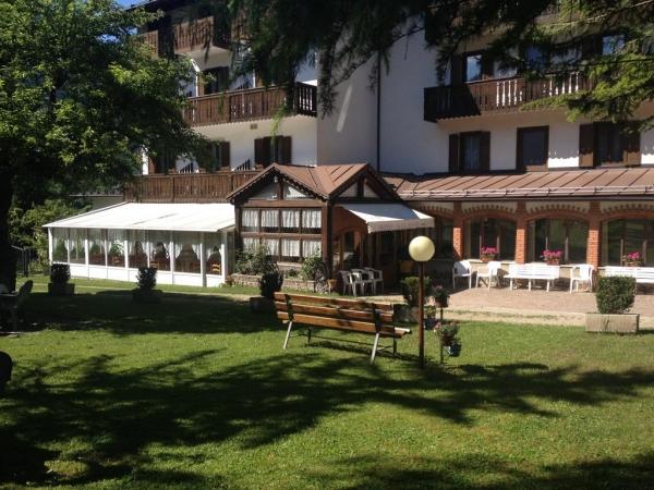 HOTEL ALLE ROSE*** Montagna Estiva