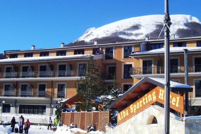 ALBA SPORTING HOTEL*** Montagna Estiva
