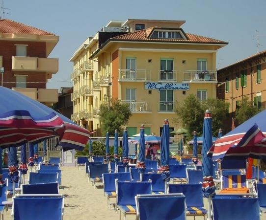 HOTEL CLUB IL GABBIANO*** Mare Italia