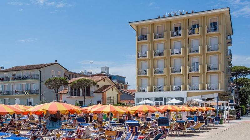 HOTEL CLUB LA BUSSOLA*** Mare Italia