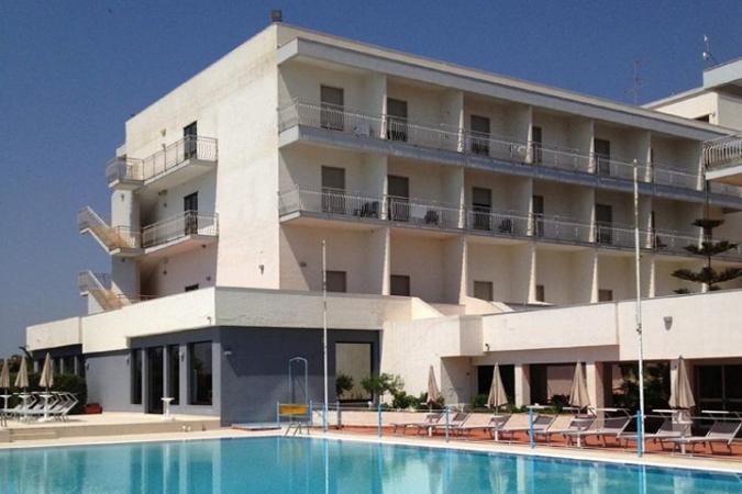 BEACH HELIOS HOTEL CLUB*** Mare Italia